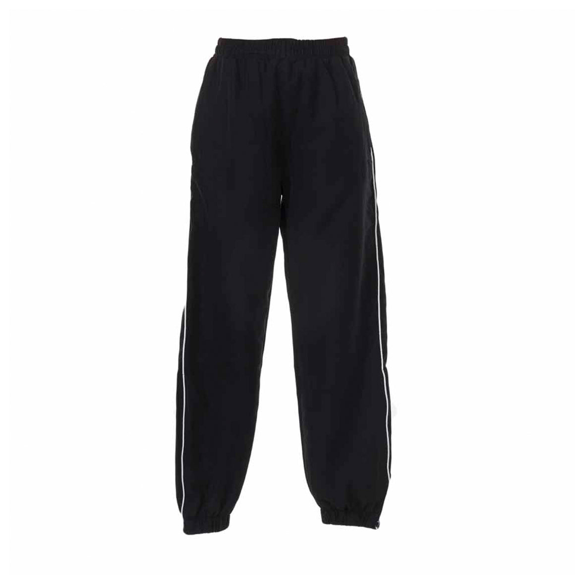Tracksuit Trouser - Cuffed for Kids in Black White