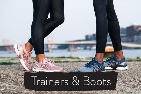 Shop Trainers and Boots