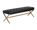 Hadon Bench - Bravo Black