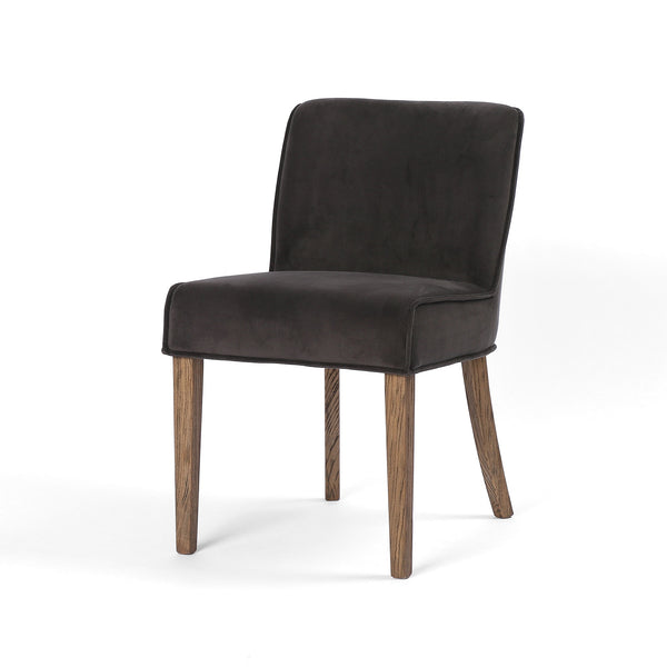 Endora Dining Chair Bella Smoke, Toasted Nettlewood