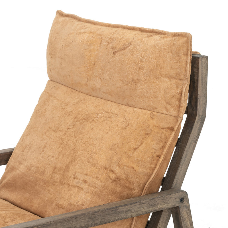 Philippe Chair Whistler Chamios, Lamont Natural