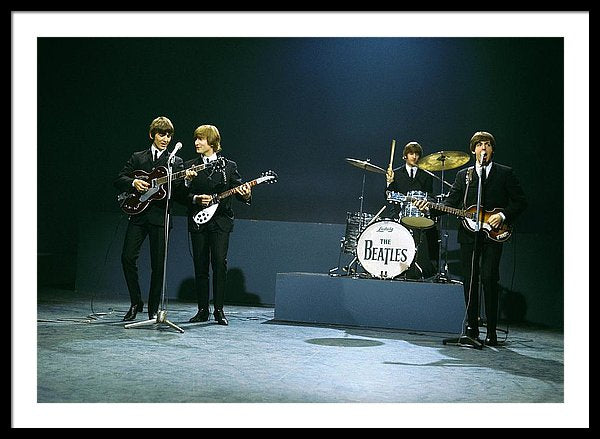 The Beatles Granville Studio performing on 'Shindig'.