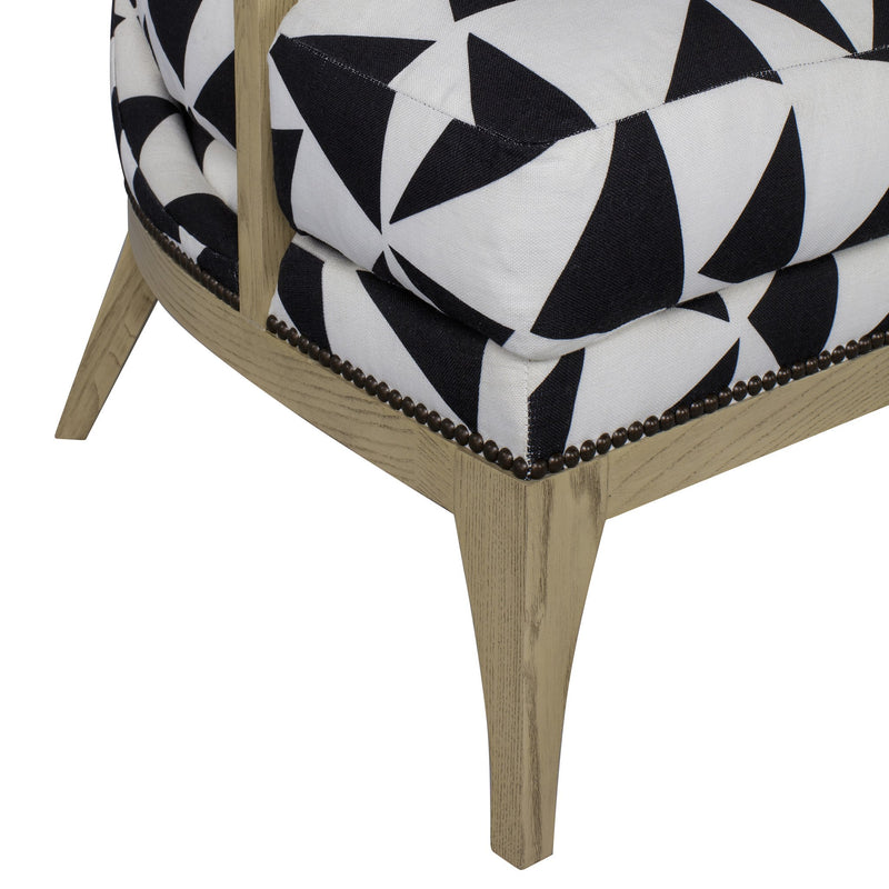 Lynette Chair Reagan Triangles