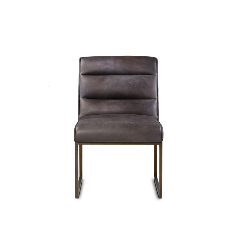 Paul Side Chair Destroyed Black