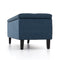 Kierce trunk Indigo, Black