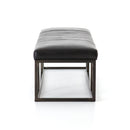 Nulpi Bench Rider Black, Gunmetal