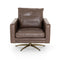 Topaza Chair Dakota Fossil, Vintage Brass