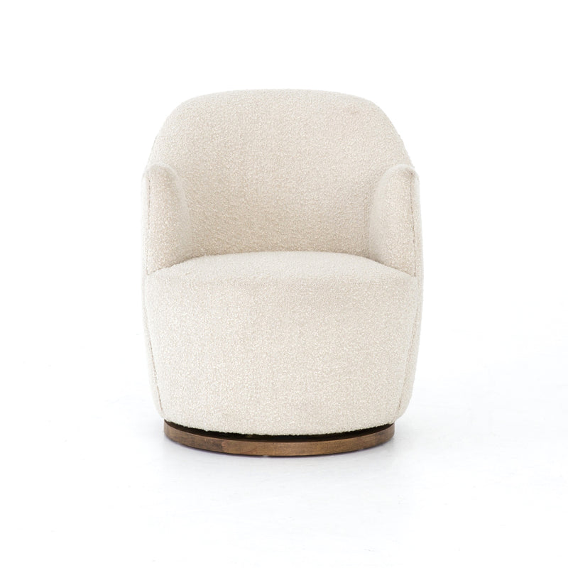 Ensley Chair Knoll Natural, Distressed Natural