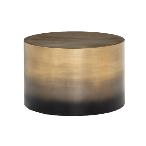 Hadrien Coffee Table Ombre Antique Brass