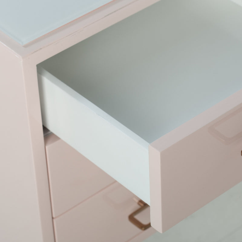 Lee Chest Dusty Pink Lacquer