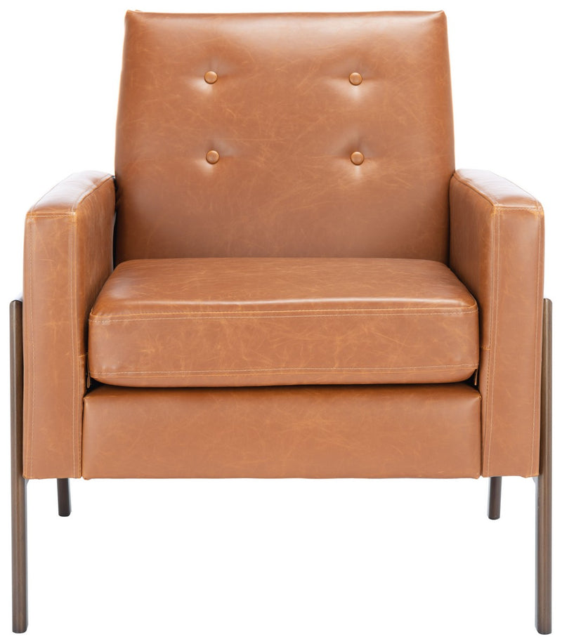 Donald Sofa Accent Chair Light Brown