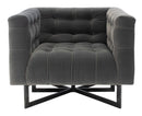 Rosco Modern Tufted Accent Chair