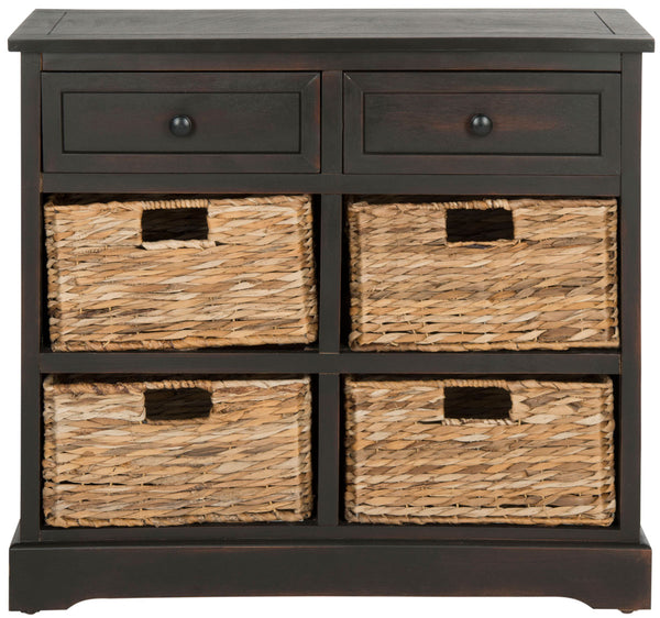 Mitzy Storage Unit Brown