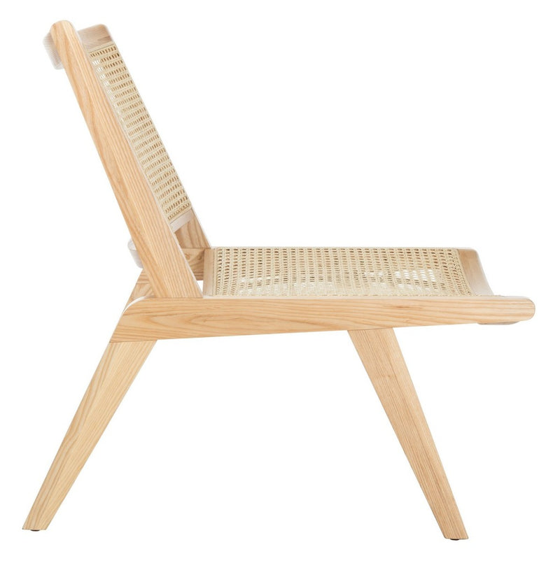 Talbot Rattan Accent Chair Natural