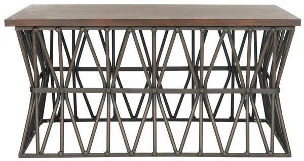 Coleman Coffee Table Brown