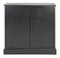 Lovell 2 Door Sideboard Black