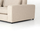 Griffin 8 Piece Sectional w/Ottoman Essence Natural