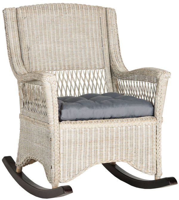 Nora Rocking Chair Antique Grey