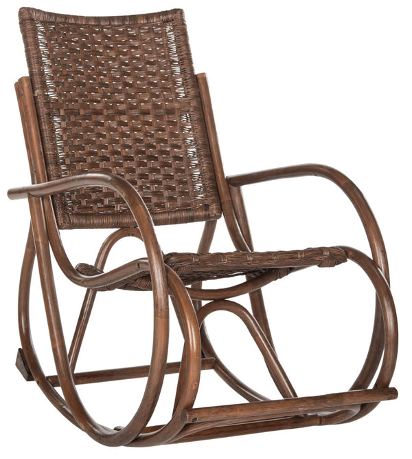 Layla Rocking Chair Brown