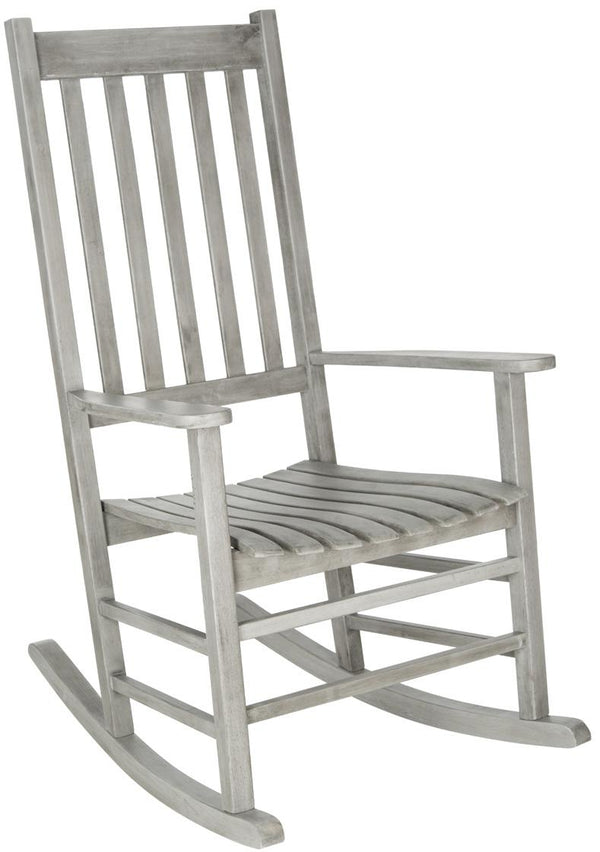 Daisey Rocking Chair Grey Wash