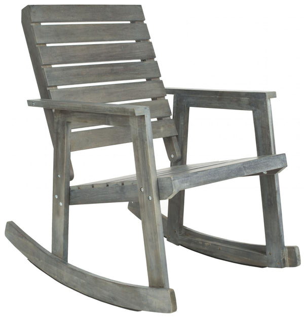 Lexie Rocking Chair Ash Grey