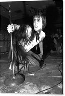 Iggy Pop Live at the Old Waldorf club Acrylic Print