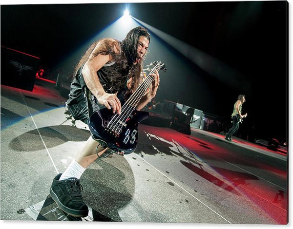 Metallica Perform At The O2 London Acrylic Print