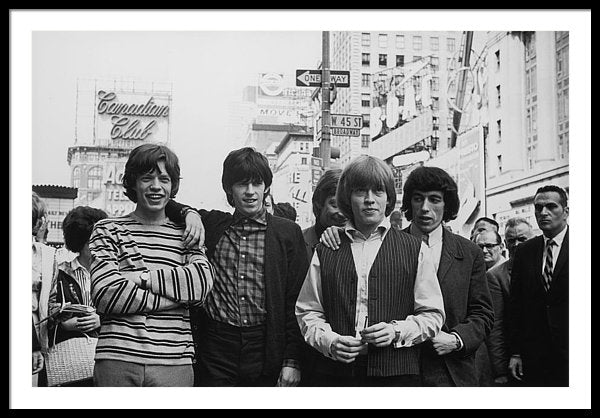 The Rolling Stones in New York