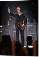 Paul McCartney at Citi Field Summer Live '09 concert Acrylic Print