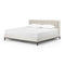 Mitchell Bed King Plushtone Linen