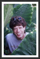 Mick Jagger holidays on the island of Mustique in the Grenadines