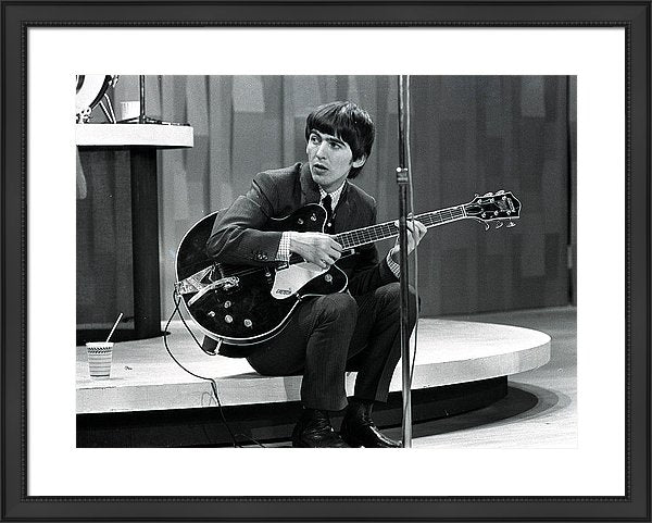 The Beatles 1964 US Tour, Guitarist George Harrison