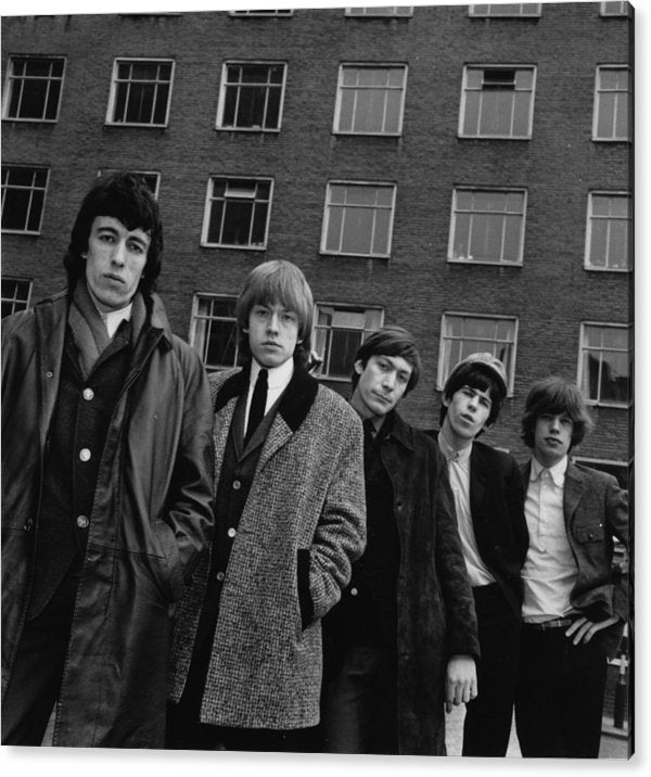 The Rolling Stones in London Acrylic Print