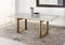 Isana Marble Rectangle Dining Table