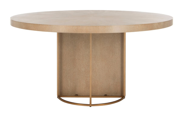 "Cookie 60"" Round Dining Table"