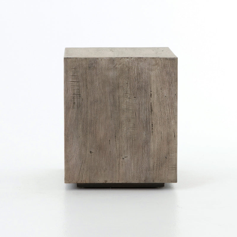 Chance Nightstand Vintage Grey