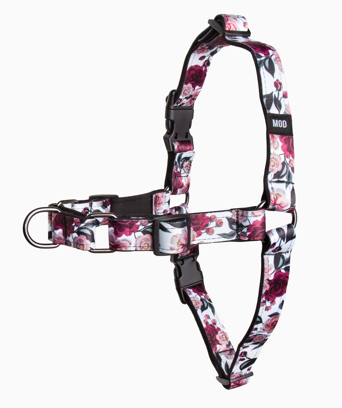 Nouveau Rouge No-Pull Harness - MODLEASH