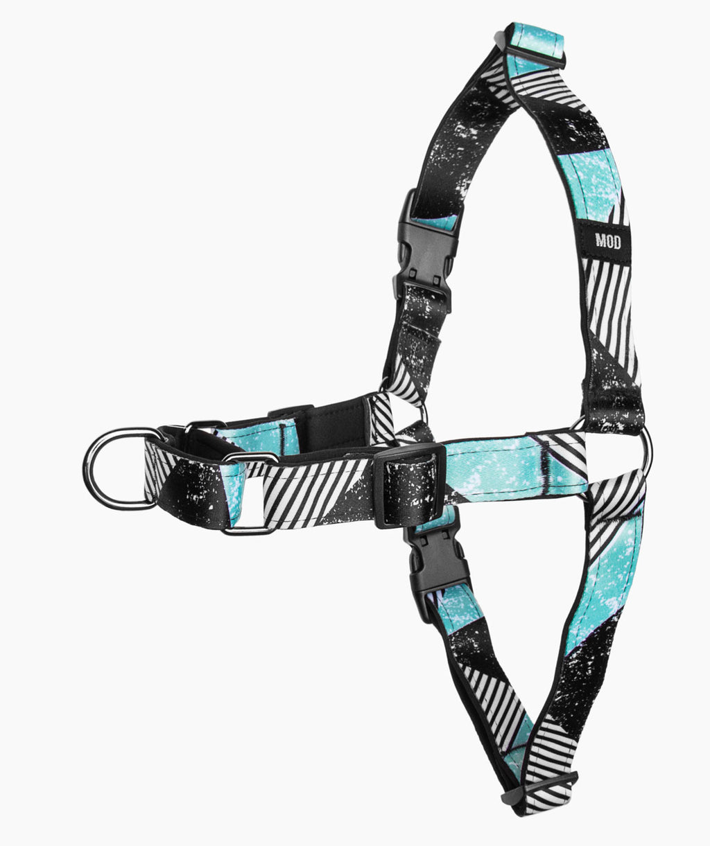 Pupper Mint No-Pull Harness - MODLEASH