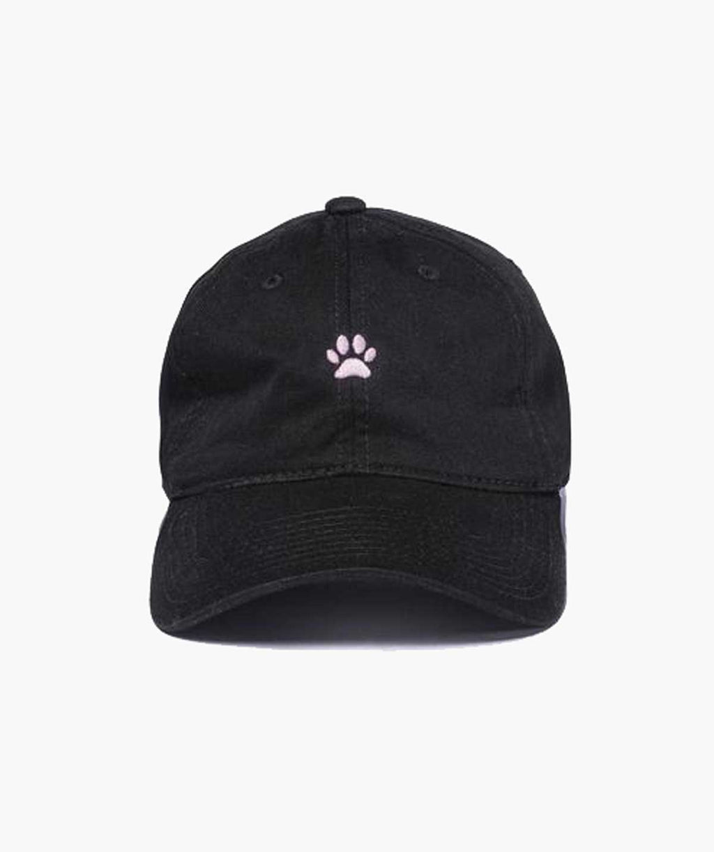 Dad Hat - Black/Pink - MODLEASH