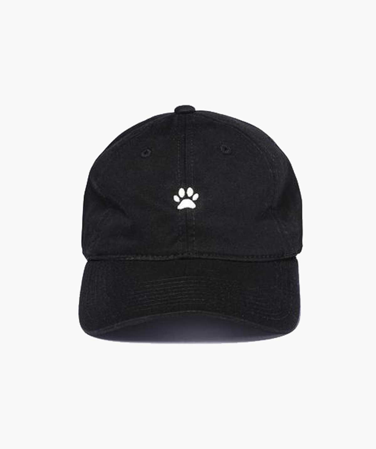 Dad Hat - Black/White - MOD