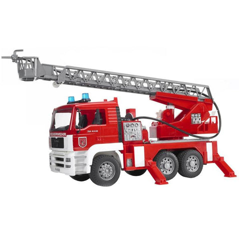 Bruder - Fire Truck with Water Pump
