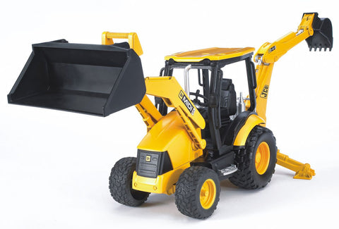 Bruder - JCB MIDI CX Backhoe Loader