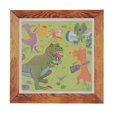 Tiger Tribe - Magic Painting World Dinosaurs