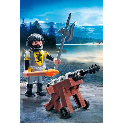Playmobil - Lion Knights Cannon Guard (4870)