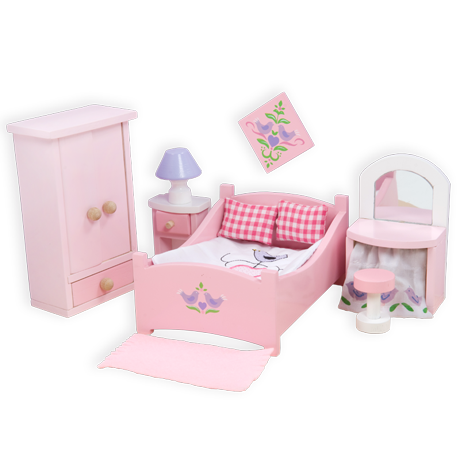 Sugar Plum Master Bedroom