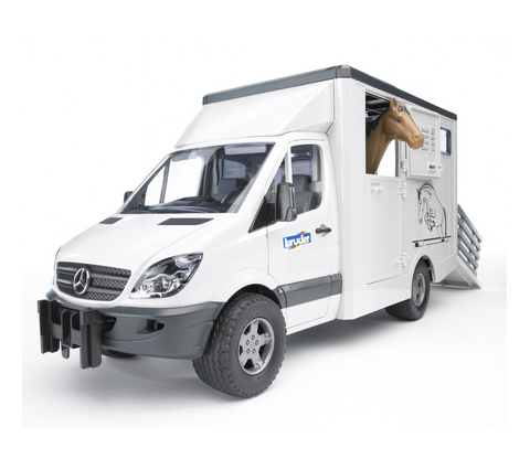 Bruder - Sprinter Animal Transporter