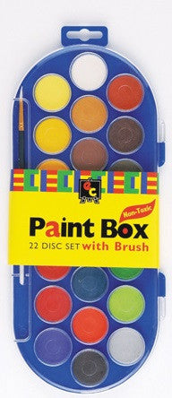 Paint Box 22 Disc Set