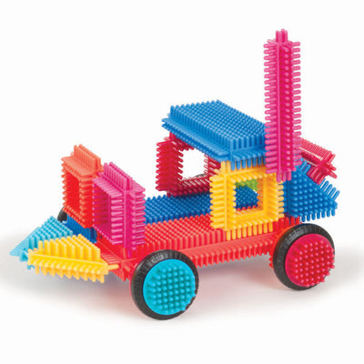Bristle Blocks Basic Builders 36Pcs