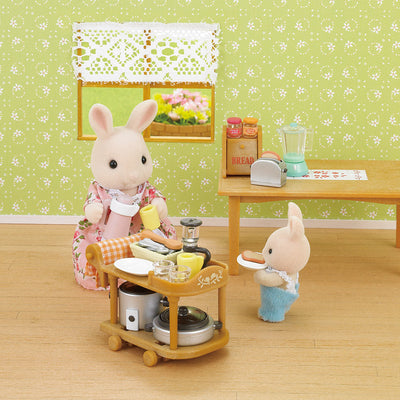 Sylvanian Families - Kitchen Cookware Set