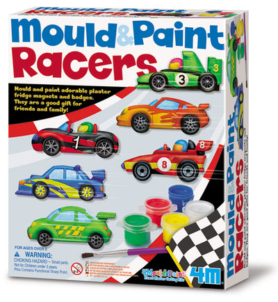 4M - Mould & Paint Racers